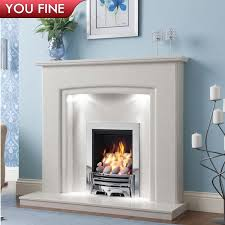 marble decorative fireplace mantels
