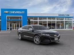 new chevrolet impala vehicles
