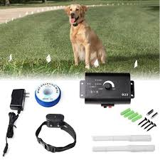 Updated Dogs Electric Fence Underground Wire Dog Containment Kits With Option For Remote Trainer Rich Transmitter Waterproof Rechargeable Collar For Dogs With Tone And Shock Walmart Com Walmart Com
