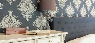 hanging wallpaper in a room where to