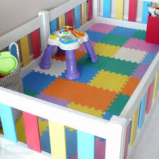 Soft Play Plastic Fencing Toddler Playpen Toddler Play Area Baby Playpen