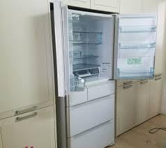 Tủ lạnh mặt gương hiệu Hitachi xg56j... - Shop hàng Nhật Bãi Nội ...