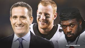 Eagles news: Howie Roseman reflects on Jadeveon Clowney's devastating hit  on Carson Wentz