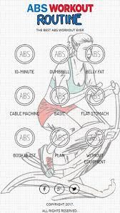 abs workout routine by go correa bonini
