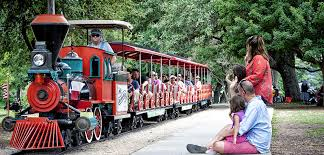 all aboard at landa park my canyon lake