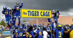 This Oscar Smith (VA) High School Football Entrance is Extra Lit ...