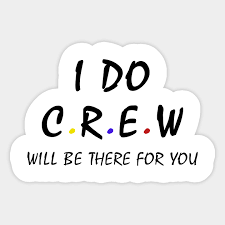 I Do Crew T Shirt I Do Crew Will Be There For You Shirt Bridal Party Shirt Bachelorette Party Shirt Bride Gift I Do Crew Sticker Teepublic