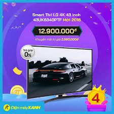 📺Smart Tivi LG 4K 43 inch 43UK6340PTF... - Điện máy XANH ...