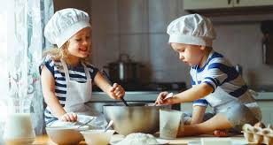 Starting Your Kids In The Kitchen - Support for Stepdads