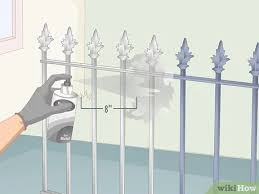 How To Prepare A Wrought Iron Fence For Painting 10 Steps