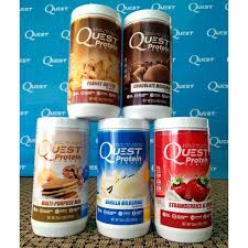 quest protein powder is here and the