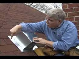 roof flashing for bathroom fans you