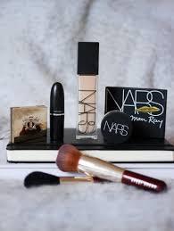 birthday beauty haul nars mac and
