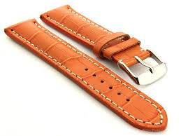 genuine leather watch strap band vip