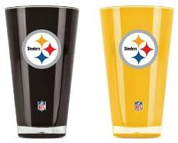 Pittsburgh Steelers Nfl Football 2 Pack Tumbler Cup Set Dynasty Sports Framing