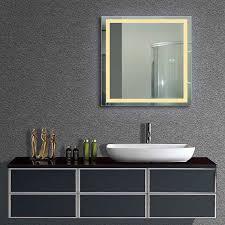 harmony illuminated led bathroom mirror