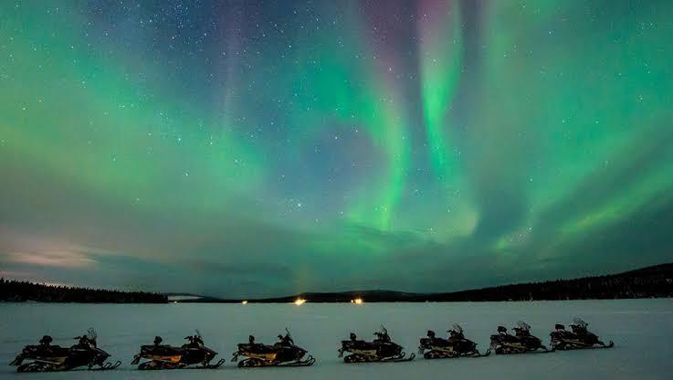 """isveç kuzey ışıkları ile ilgili görsel sonucu"""""""
