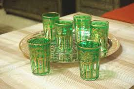 moroccan tea glasses attentive events