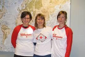 UW.is / News / Master students become Red Cross volunteers