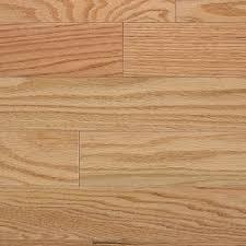 strip natural red oak solid