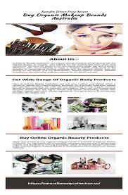seeking to organic makeup brands