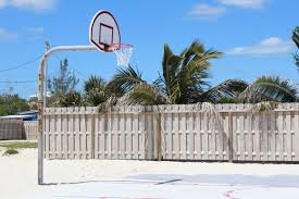 Red And White Basketball System Photo Free Basketball Image On Unsplash