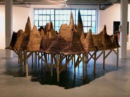 Abigail Reynolds - Mount Fear - Exhibition at Trade in Nottingham