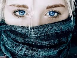 اجمل عيون زرقاء 2020 الم حيط