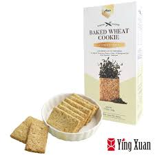 Green Tea Square Cookies - Ying Xuan Zhuang | Wholesale Snacks - Gourmet  Suppliers