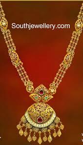 gold haram indian jewellery designs
