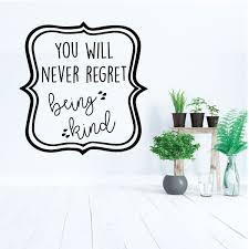 Kindness Quote You Will Vinyl Decor Wall Decal Customvinyldecor Com