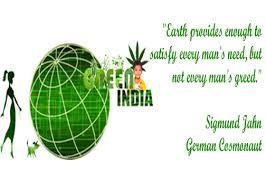 go green quotes go green