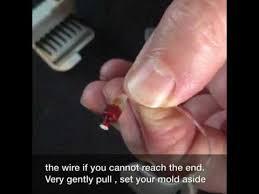 diy hearing aid repair replacing wax