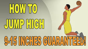 how to increase vertical jump 9 to 15