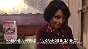 """Leggere Per Vivere: presentato il libro di Marianna Aprile """"Il ..."""