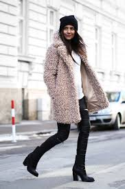 22 teddy bear coat outfits for stylish