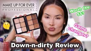 reviewing makeup forever ultra hd