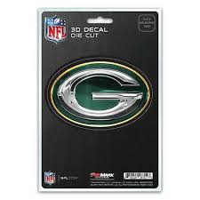New Nfl Car Decal Sticker Green Bay Packers Auto Emblem Truck Design 2 Pack Sports Mem Cards Fan Shop Football Nfl Dr Lindner Ipn Co Il