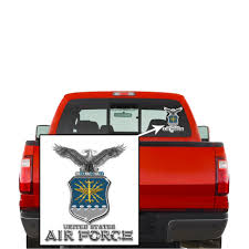 Collectible Air Force Decals Share Your Appreciation And Support With Our Vinyl Air Force Usaf Missile Stickers For Your Home Car Cases And More Souvenir Gifts For Air Force Walmart Com