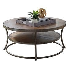 round coffee tables joss main