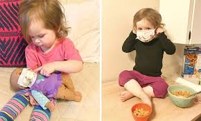 How I Got My Toddler to Wear a Mask | CF Foundation