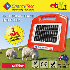 Electric Fence Energiser For Sale Shop With Afterpay Ebay