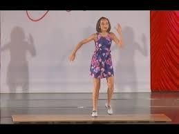 Ava Brooks - I Feel Pretty (Solo For Best Dancer at The Dance Awards) |  Dance awards, Dancer, Awards