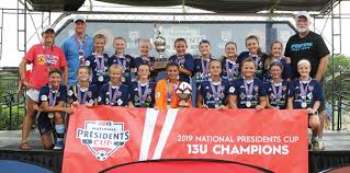 President's Cup National Champions - Sporting St. Louis