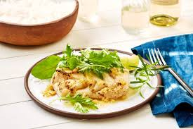 Grilled Cod with Smoked Brown Butter ...