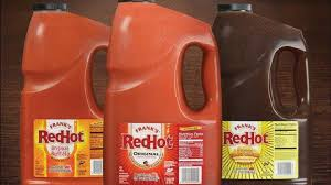 frank s redhot gallon hot sauces are