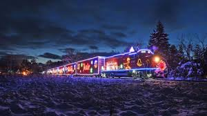 light up train finici