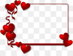 heart frame png heart frame flower