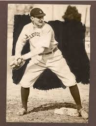1913 Press Photo Ivy Olson of the Cleveland Indians Posed Fielding |  Cleveland indians, Sports photos, Indians