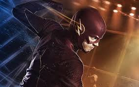 grant gustin as barry allen the flash
